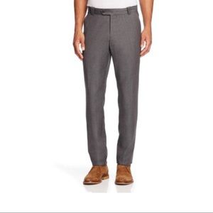 0a4e86fc61e5 New men s Bloomingdales pewter wool pants